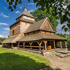 Perła architektury drewnianej. Cerkiew w Radrużu wpisana na listę UNESCO
