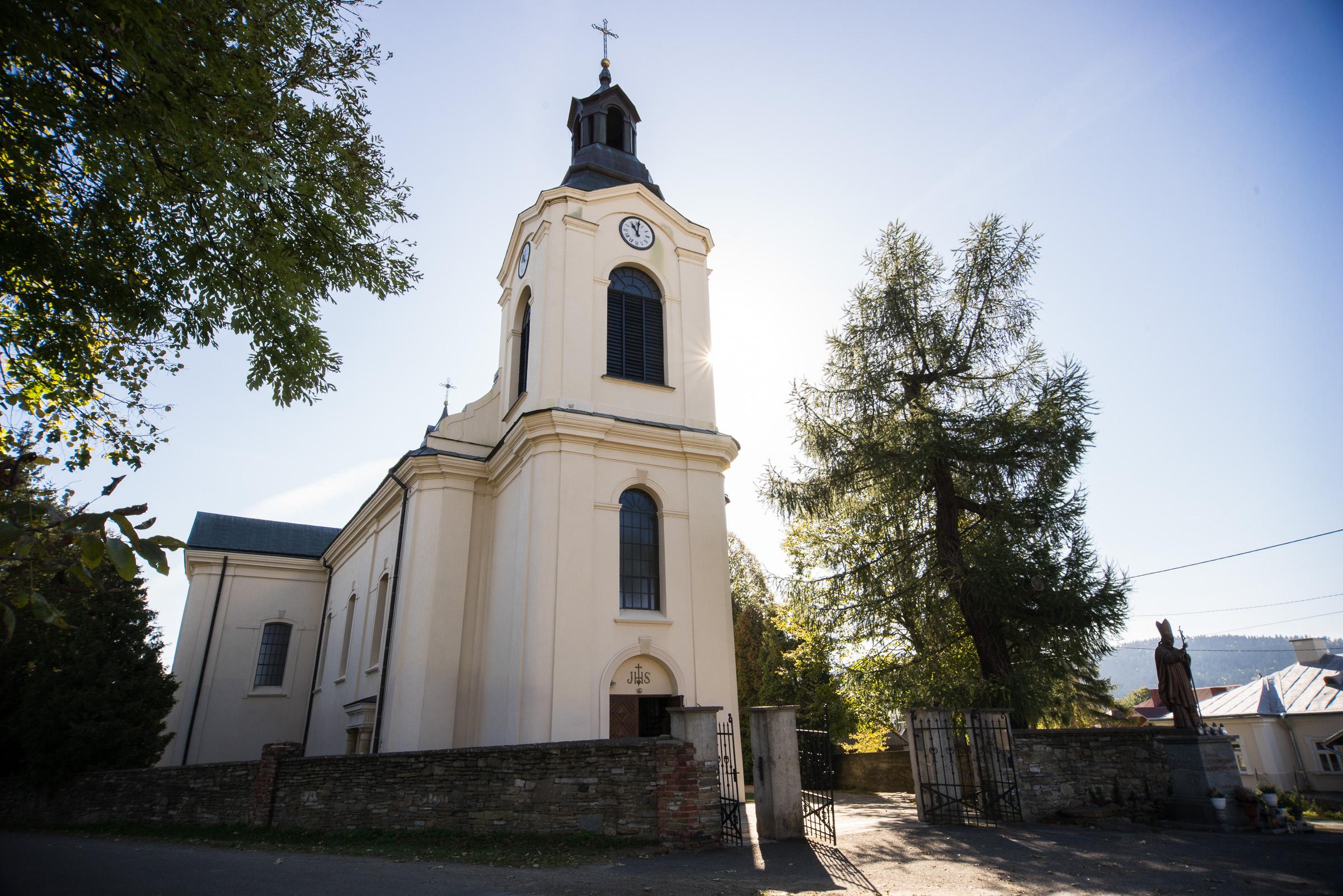 Kościół w Jaśliskach. Fot. Fotoacc
