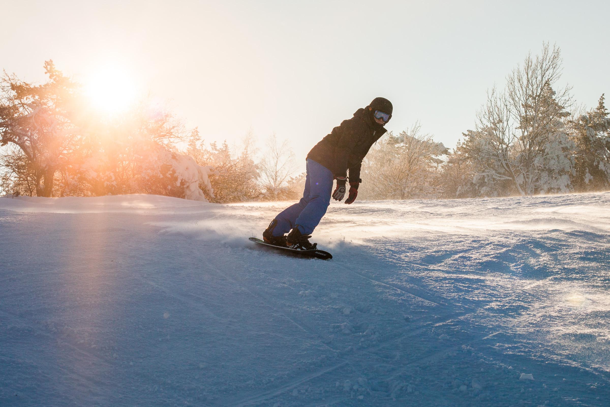 Stok narciarski. Fot: Michał Bosek