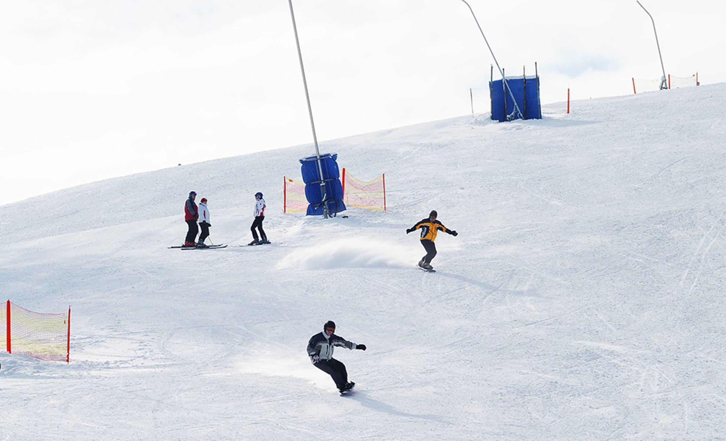 Stok narciarski. Fot. Anna Lewiak
