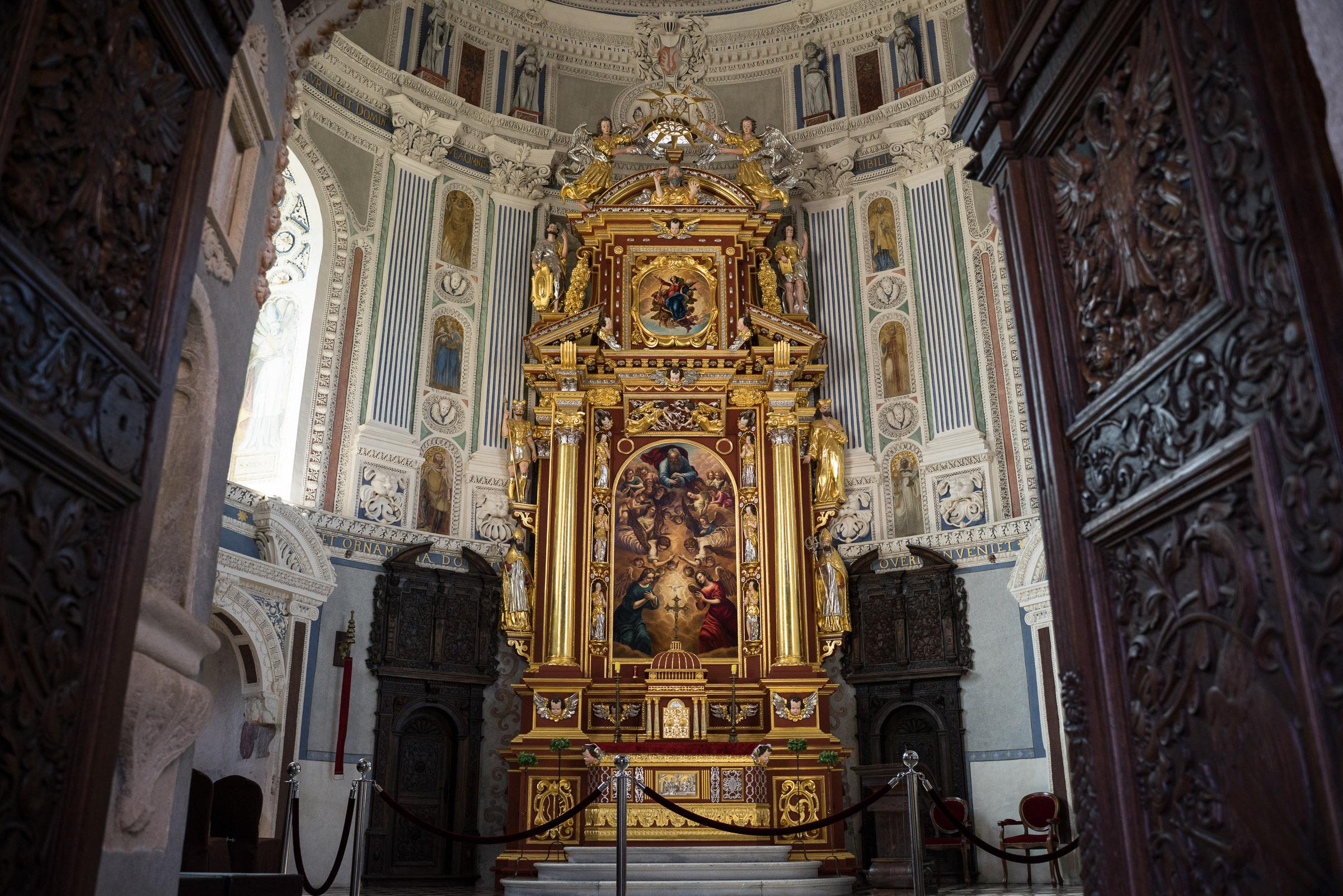 Kaplica zamkowa w Krasiczynie