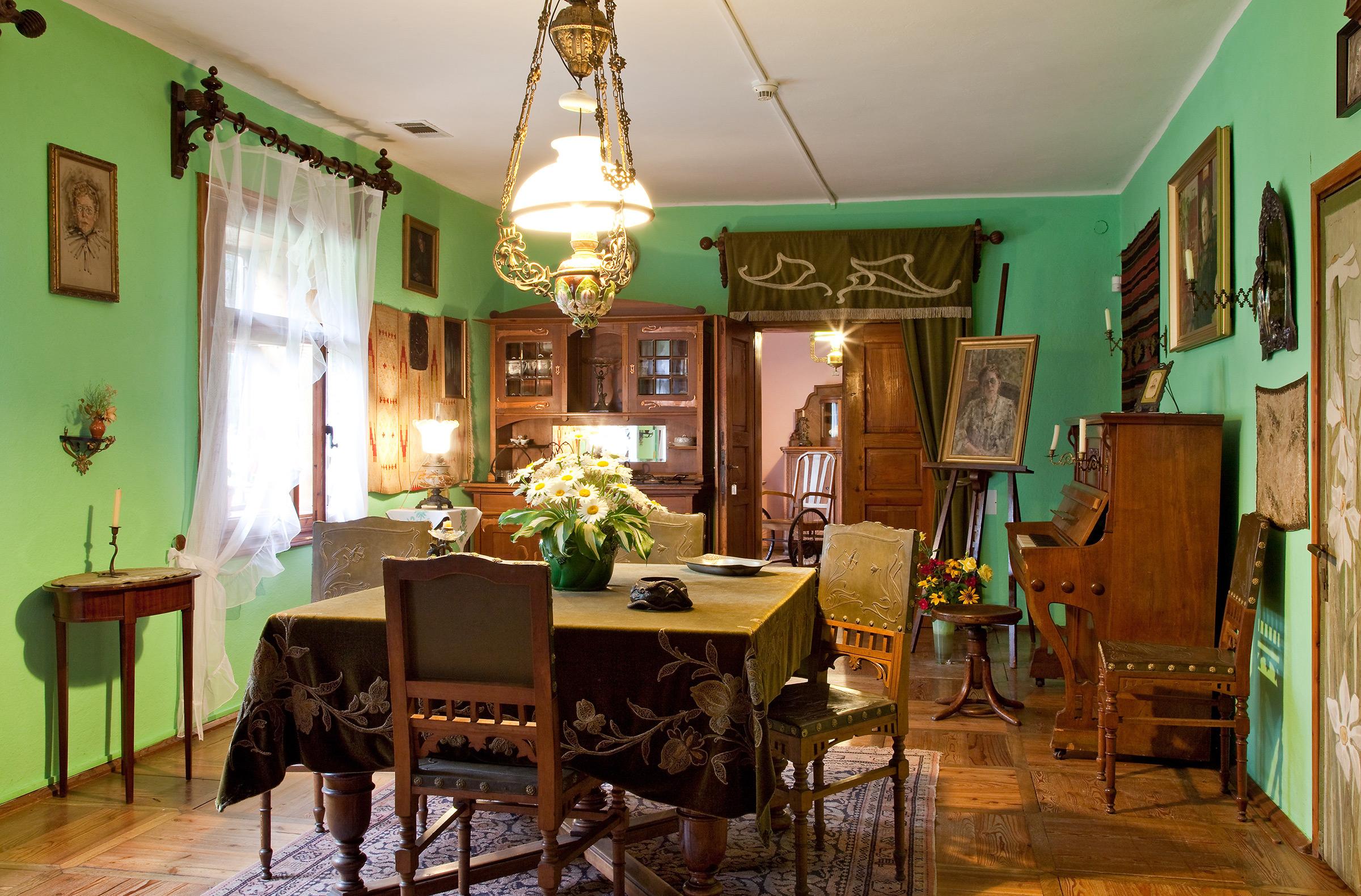 Muzeum Marii Konopnickiej w Żarnowcu. fot. Krzysztof Zajączkowski