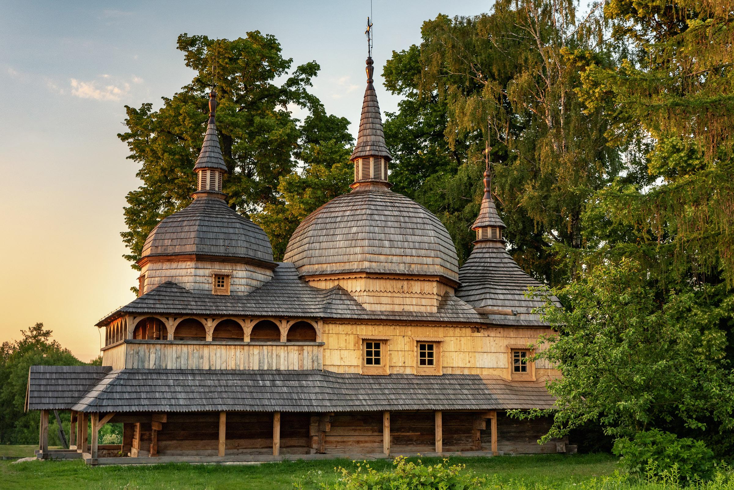 Cerkiew w Nowym Bruśnie. fot. Tomasz Mielnik