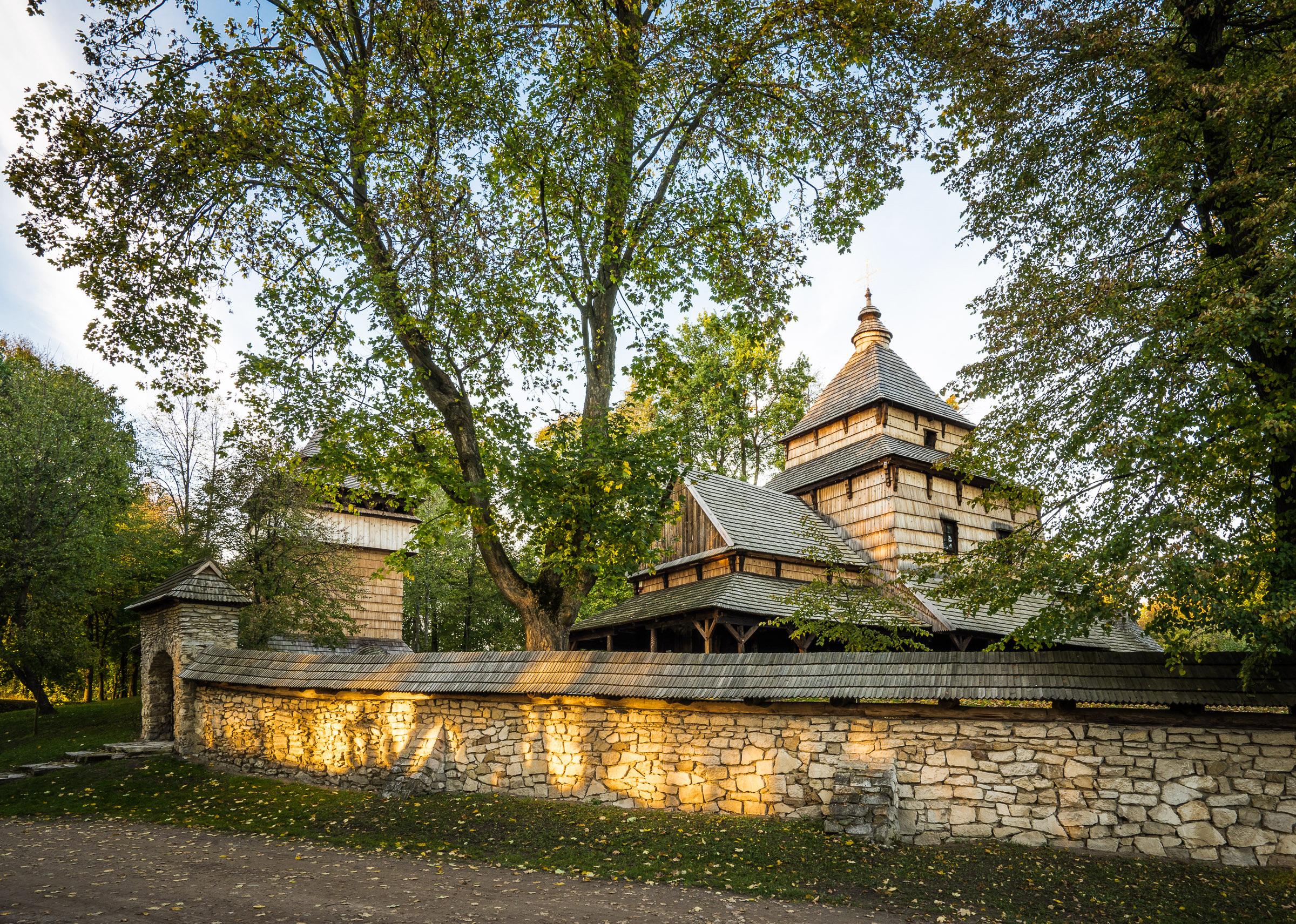 Cerkiew w Radrużu. fot. Krzysztof Zajączkowski